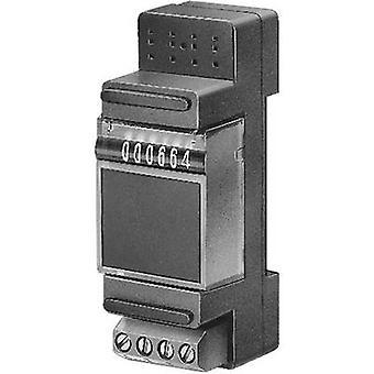 Hengstler mini-i Totalising counter 635 for DIN rail