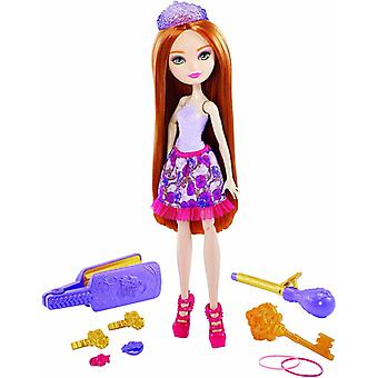Ever After High Hairstyling Holly Doll Daughter of Rapunzel Docka