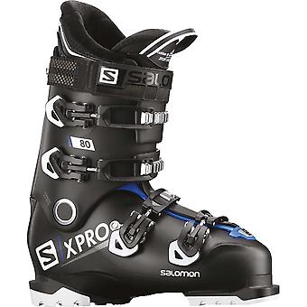 Salomon X Pro 80 - Black/Race Blue