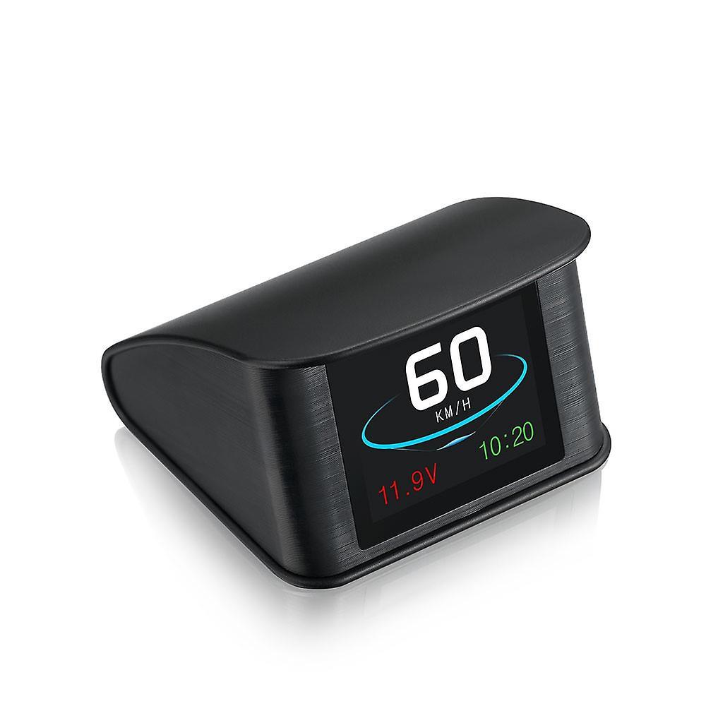 Wonderbaarlijk GPS snelheidsmeter. Digitaal scherm. Auto snelheid projector. | Fruugo OO-78