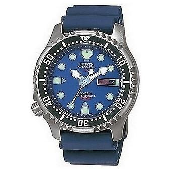 Citizen mens watch ProMaster diver's watch NY0040-17LE automatic