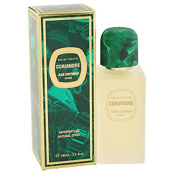 Coriandre Perfume by Jean Couturier EDT 100ml