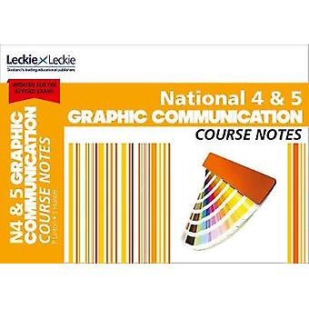 National 4/5 Graphic Communication Course Notes (Course Notes) by Pet
