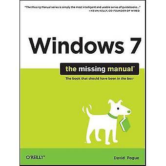 Windows 7 af David Pogue - 9780596806392 bog