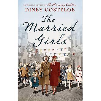 De gifta flickorna av Diney Costeloe - 9781784976125 bok