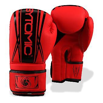 Bytomic Achse V2 Boxhandschuhe rot/schwarz