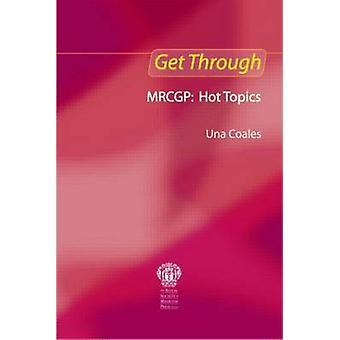 Conseguir a través de MRCGP - temas por Una F. carbones - libro 9781853156809