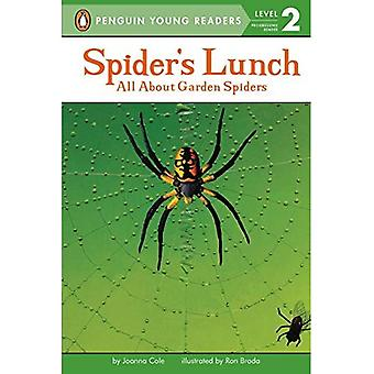 Spider's Lunch: All Aboard Science Reader Station Stop 1 (All Aboard Reading: Level 1)