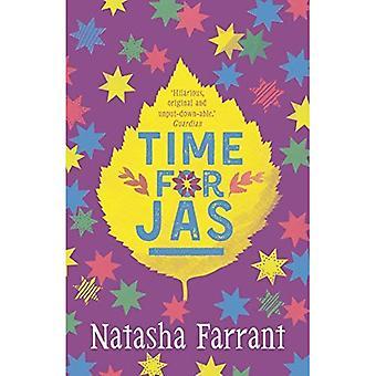 Time for Jas: The Diaries of Bluebell Gadsby (dagboeken van Bluebell Gadsby 4)
