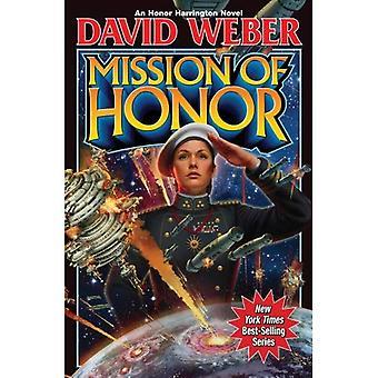 Mission of Honor: Honor Harrington, boek 12