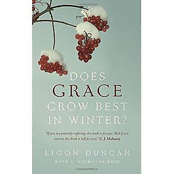 DOES GRACE GROW BEST IN WINTER