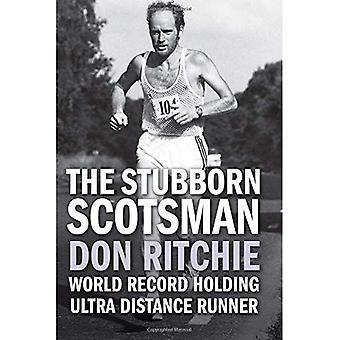 Den envisa Scotsman: Don Ritchie - världsrekord Holding Ultra långdistanslöpare