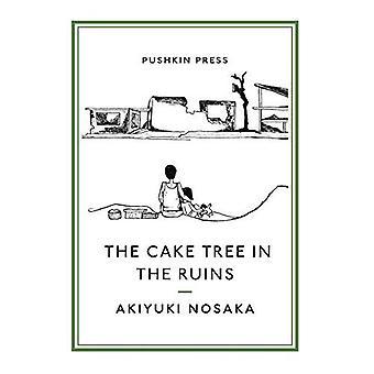 De boom van de Cake in de ruïnes