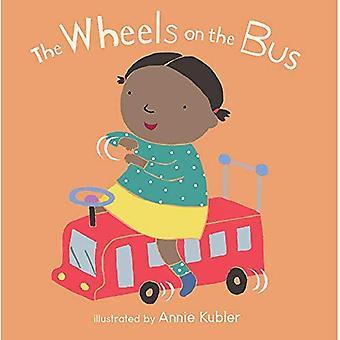 Le ruote sul Bus (libri di bordo di Baby) [Paperback]