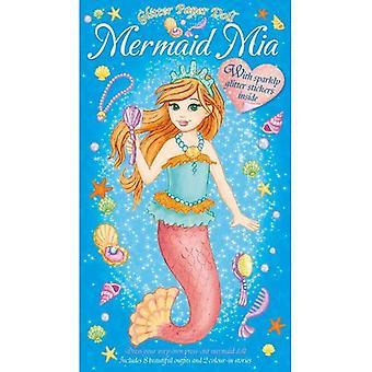 Mermaid Mia (Glitter Paper Dolls)