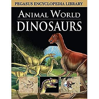 Animal World Dinosaurs (Pegasus Encyclopedia Library)