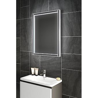 Diamond x Simula Bathroom Mirror With Infra-red sensor & Demister pad