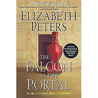 The Falcon at the Portal: An Amelia Peabody Novel of� Suspense