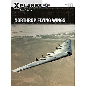Les ailes volantes Northrop (X-Planes)
