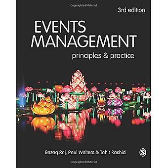 Event-Management: Prinzipien und Praxis