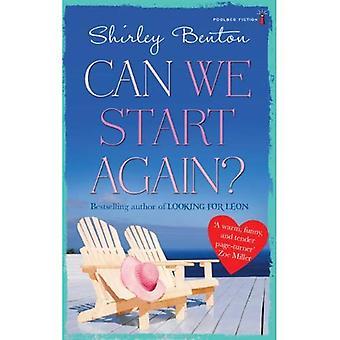 Can We Start Again?
