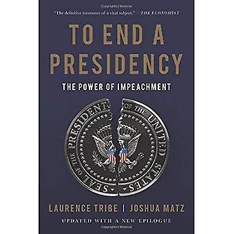 Alla fine di una presidenza: il potere di Impeachment