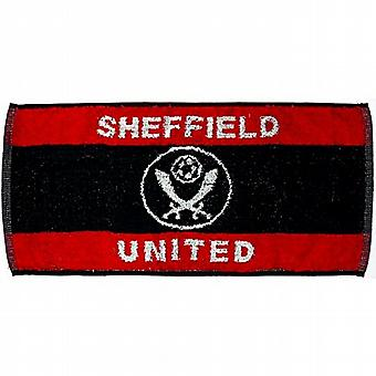 Sheffield Utd. FC cotton bar towel   (pp)