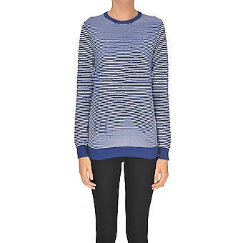 Kenzo Blue Cotton Sweater