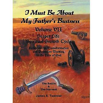Debo ser mi padres negocios más profundo crecimiento espiritual ciclo de vida por Twentier y James A.