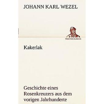 Kakerlak por Wezel y Johann Karl