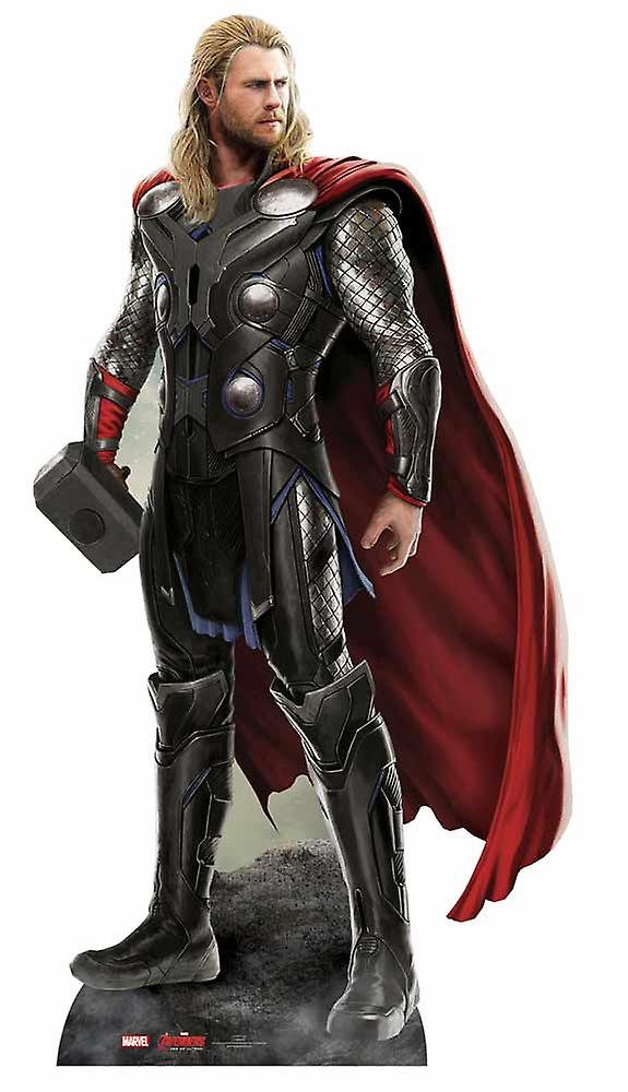 Thor Avengers Age of Ultron Marvel Lifesize Cardboard Cutout / Standee / Standup