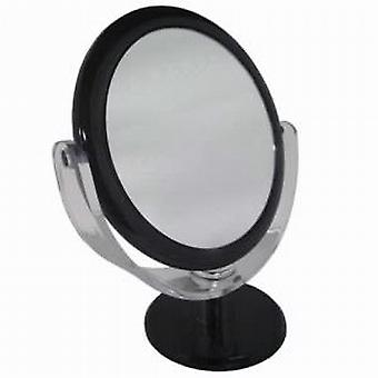 Famego 5x Magnification Smoke Acrylic Vanity Mirror