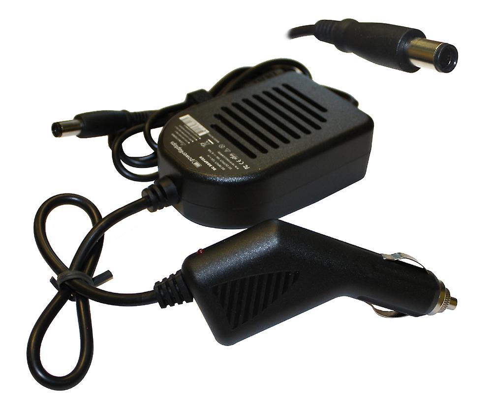 HP Probook 4500 Compatible ordinateur portable alimentation DC adaptateur chargeur de voiture