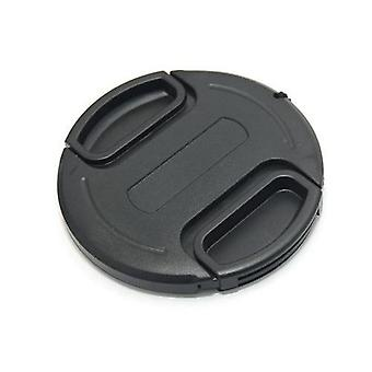 Dot.Foto 82mm Snap On Lens Cap with string / leash for Cameras, Camcorders and Lenses - Canon, Fujifilm, JVC, Leica, Nikon, Olympus, Panasonic, Pentax, Samsung, Sigma, Sony..
