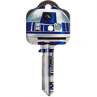 Star Wars Tür Schlüssel R2D2