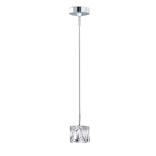 Searchlight 6771-1 Ice Cube Ice Cube Single Light Ceiling Pendant