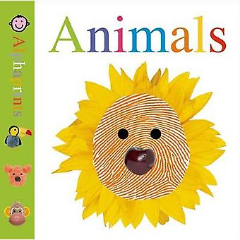 Alphaprints - Animals by Roger Priddy - 9780312518288 Book