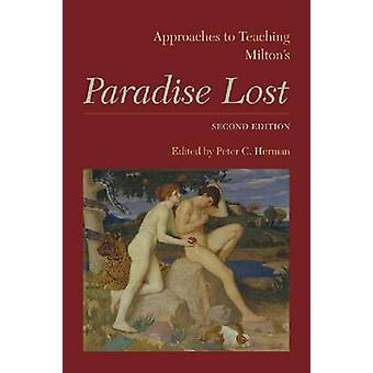 Approaches to Teaching Milton's  -Paradise Lost - (2nd Revised edition)