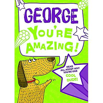 George You'Re Amazing - 9781785537899 Book