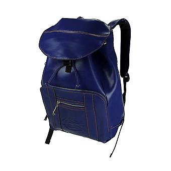 Florida Gators Blue Embossed Leather Backpack