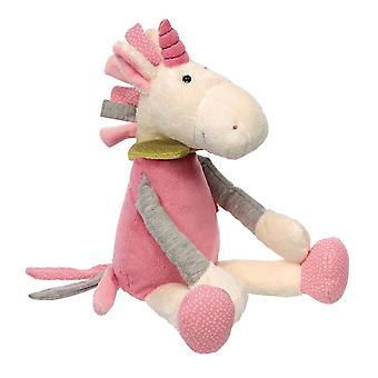 Sigikid plush toy Unicorn Patchwork Sweety
