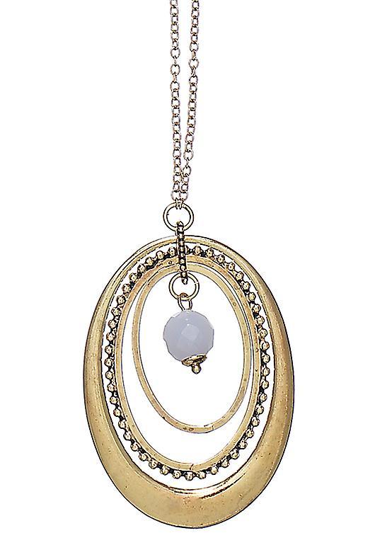 Pelgrim Damenkette: elliptische elegantie (517311)