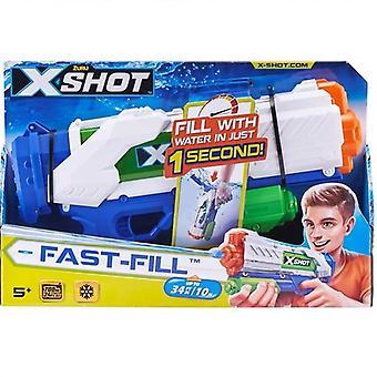 Zuru X-shot-vandpistol med hurtig fyldning