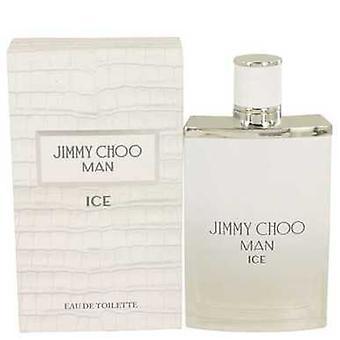Jimmy Choo Ice By Jimmy Choo Eau De Toilette Spray 3.4 Oz (men) V728-536765