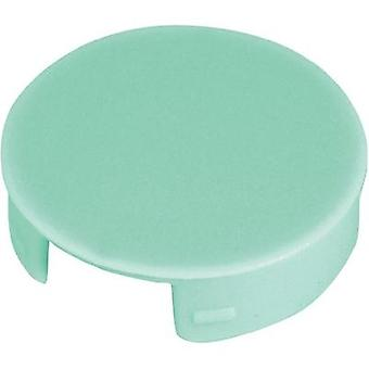 Cover Green Suitable for COM-KNOBS collet knobs OKW