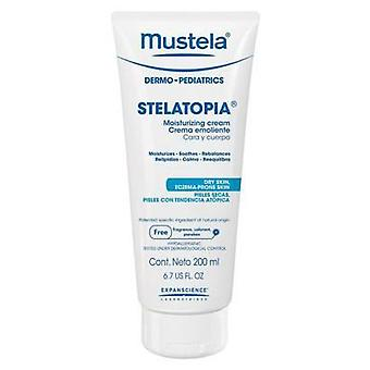Mustela Stelatopia Cream 200Ml (Children , Cosmetics , Body lotions)