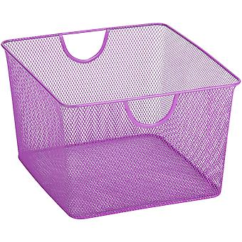 eXcessory Basket-Purple BTS-BA-06594
