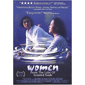 Mulheres do lago do Poster do filme almas perfumadas (11 x 17)