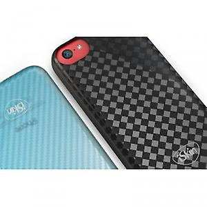 iSkin Flex Cover Case iPhone 5C Carbon black