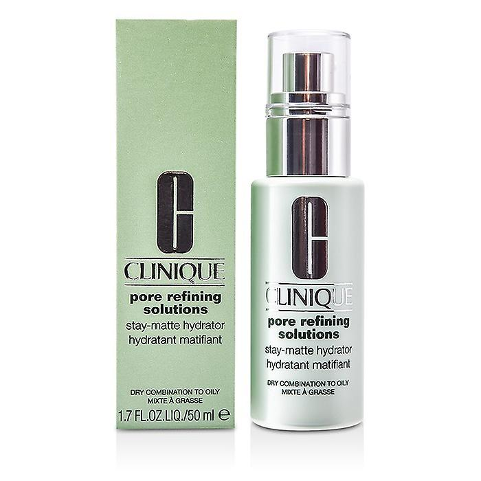 Clinique Pore Refining Solutions Stay-Matte Hydrator (Dry Combination to Oily) 50ml/1.7oz